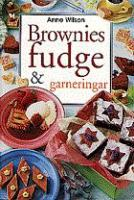 Brownies, fudge & garneringar