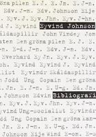 Eyvind Johnson