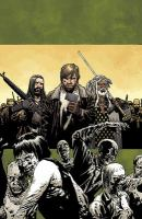 The walking dead: Vol. 19, March to war
