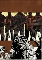 The walking dead: Vol. 17, Something to fear