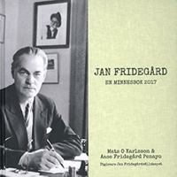 Jan Fridegård
