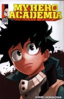My hero academia: Vol. 15, Fighting fate
