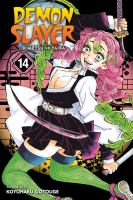 Demon slayer: Volume 14. : The mu of Muichiro. : Volume 14. : The mu of Muichiro /