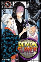Demon slayer: Volume 16. : Undying /