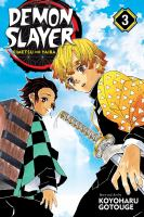 Demon slayer: Volume 3. : Believe in yourself /
