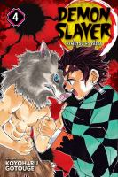 Demon slayer: Volume 4. : Robust blade /