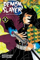 Demon slayer: Volume 5. : To hell /