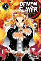 Demon slayer: Volume 8. : The strength of the Hashira /